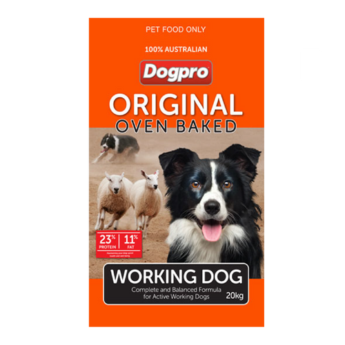Hypro Dogpro Original Working Dog (20Kg)