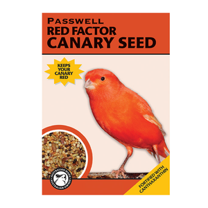 Wombaroo Red Factor Canary Seed 1.5kg