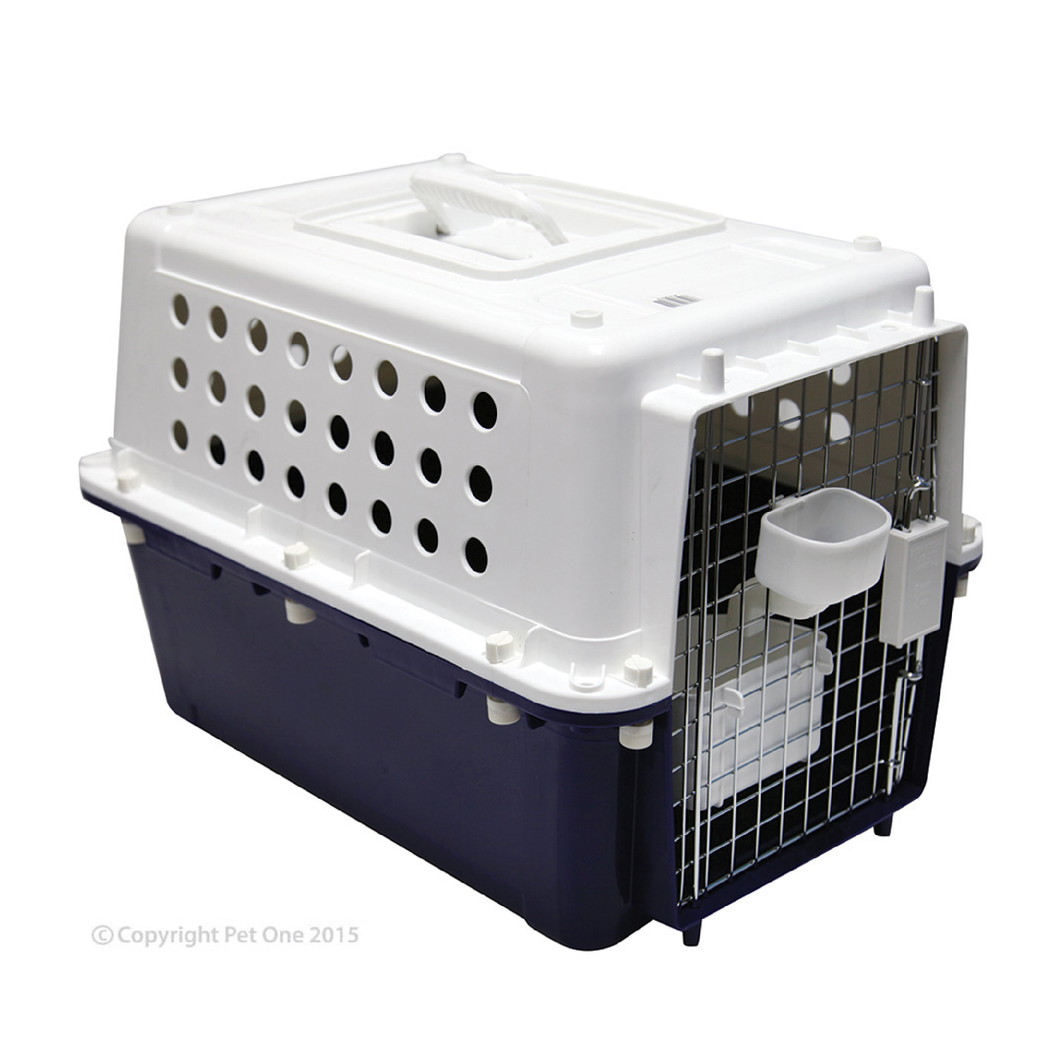 Pet Carrier PP40 Airline Approved 73x45x53cm H