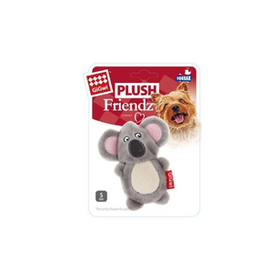 GiGwi Plush Koala with Squeaker Bladder