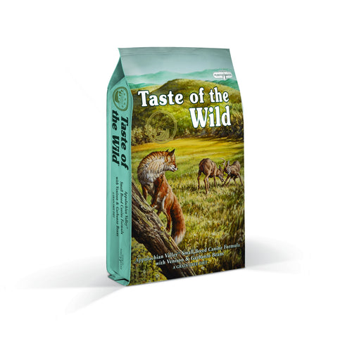 Taste of the Wild Grain Free - Appalachian Valley Small Breed (2kg)