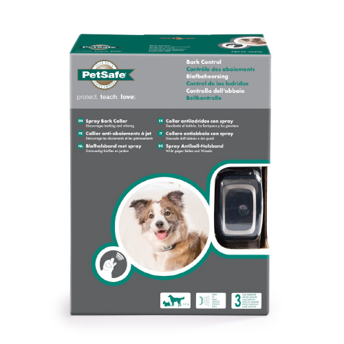 Petsafe Rechargeable Spray Bark Control Collar