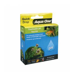 Quick Drop PH Freshwater 4.5 To 10 Test Kit Economy