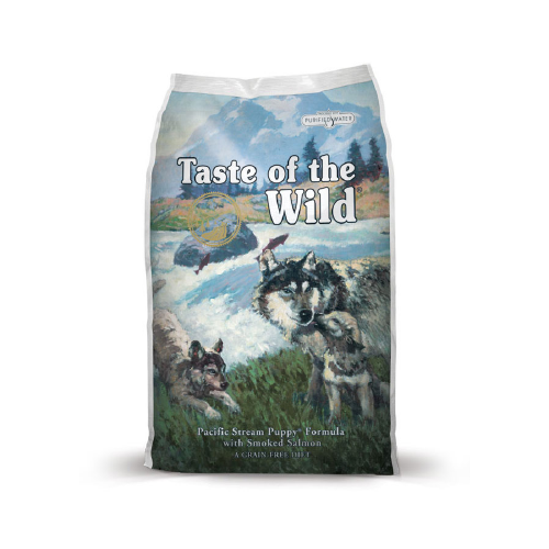 Taste of the Wild Grain Free - Pacific Stream Puppy (12.2KG)