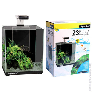 Focus 23 Starter Kit (Black)