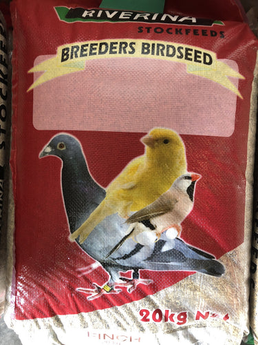 Finch Mix (20Kg)