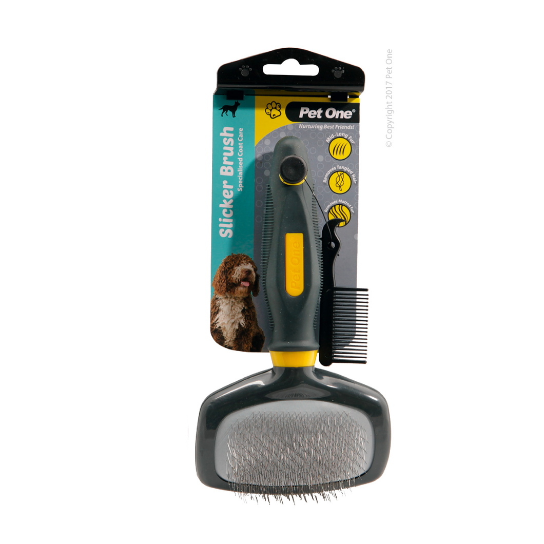 Grooming Slicker Brush Large