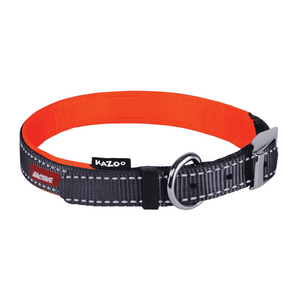 Active - Nylon Collar Medium Slate / Orange