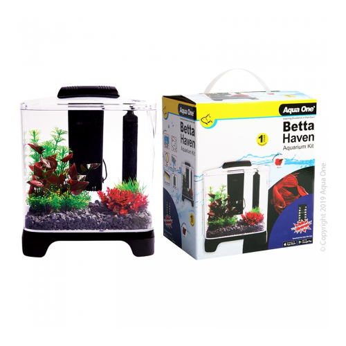 Betta Haven Acrylic Aquarium