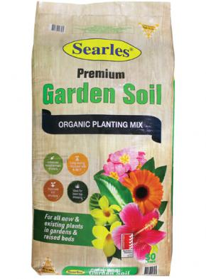 Searles Garden Soil Mix 50 litre