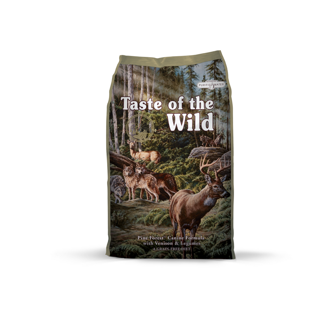 Taste of the Wild Grain Free - Pine Forest (2kg)