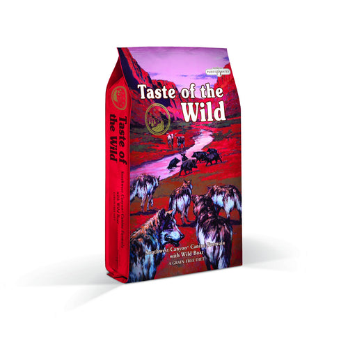 Taste of the Wild Grain Free - Southwest Canyon Canine (2kg)