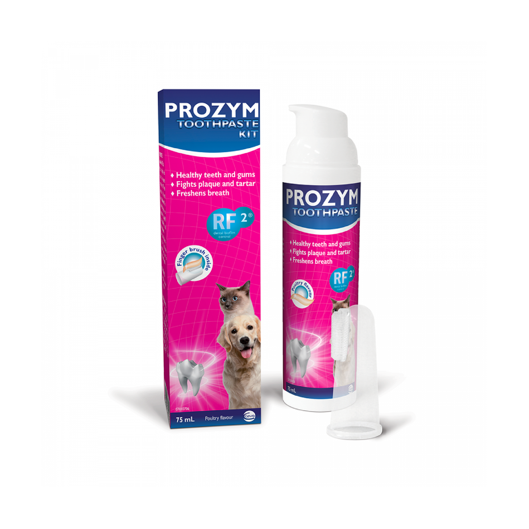 Ceva Prozym Rf2 Toothpaste Kit 75Ml