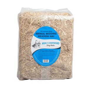 Small Animal Bedding Meadow Hay Briefcase 2kg