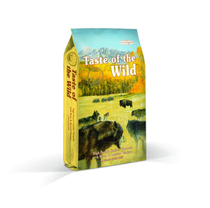 Taste of the Wild Grain Free - High Prairie Canine (2kg)