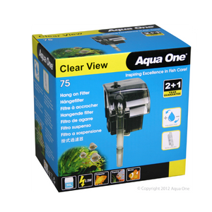 ClearView 75 Hang On Filter 190LH
