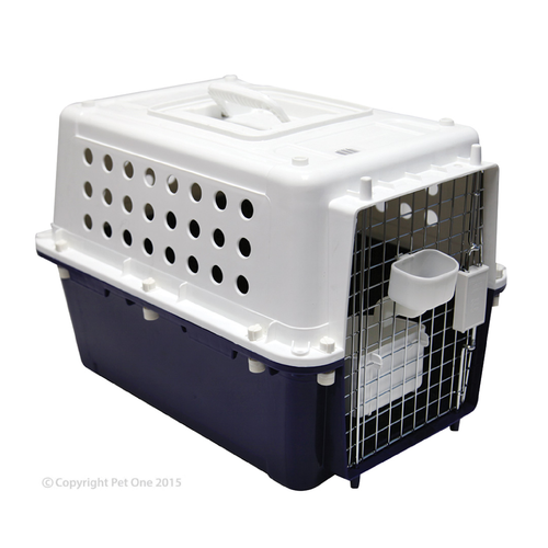 Pet Carrier PP20 Airline Approved 53x37x37cm H