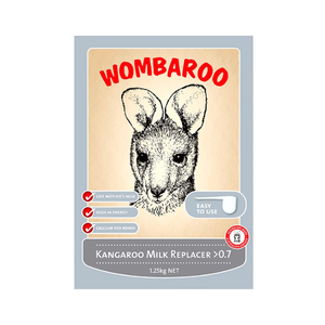 Wombaroo Kangaroo Milk Replacer >0.7 250g