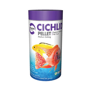 Cichlid Pellet Medium 300g
