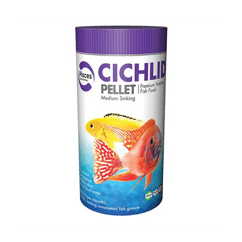 Cichlid Pellet Medium 140g