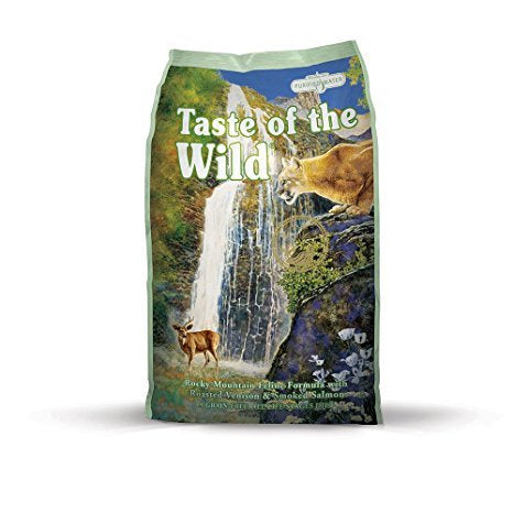 Taste of the Wild Grain Free - Rocky Mtn Feline (2kg)