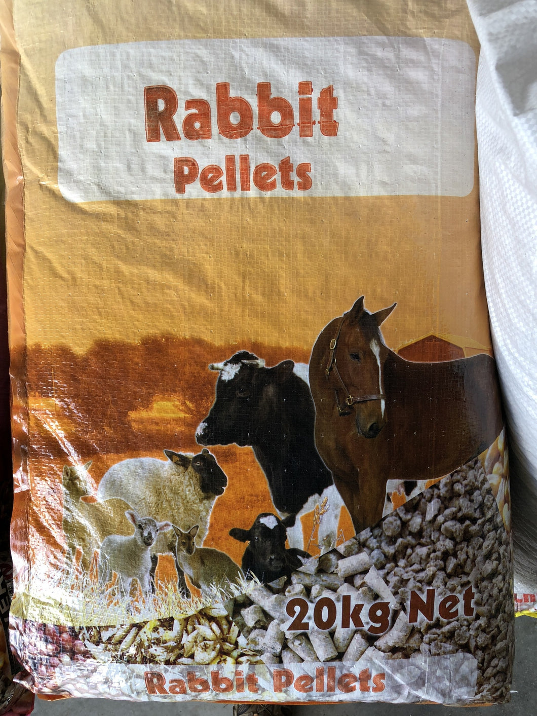 Rabbit Grower Pellet (20Kg)