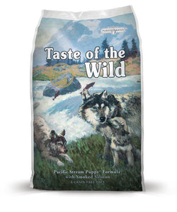Taste of the Wild Grain Free - Pacific Stream Puppy (2kg)