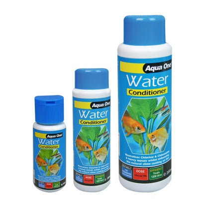 Water Conditioner Basic 50ml Treatment