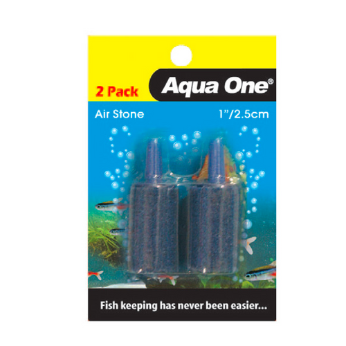 Airstone 1 Inch 2.5cm 2pk