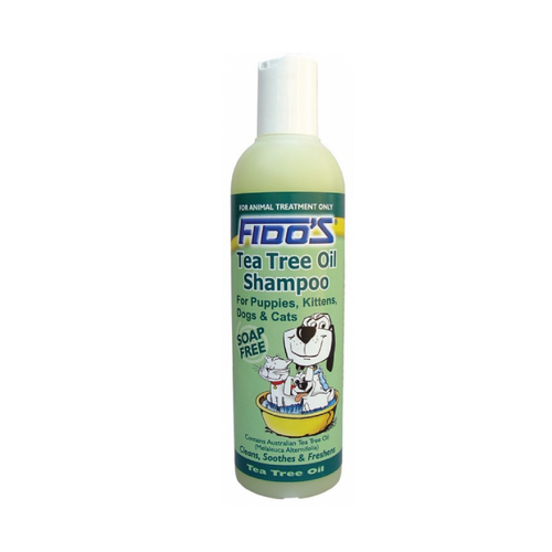 Fidos Tea Tree Oil Shampoo 250Ml