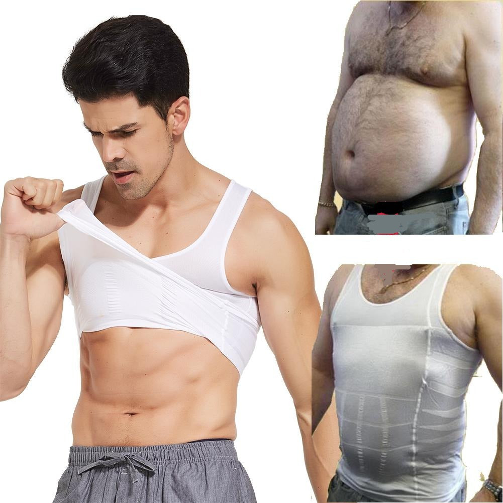 Men's Slimming Shaper Vest