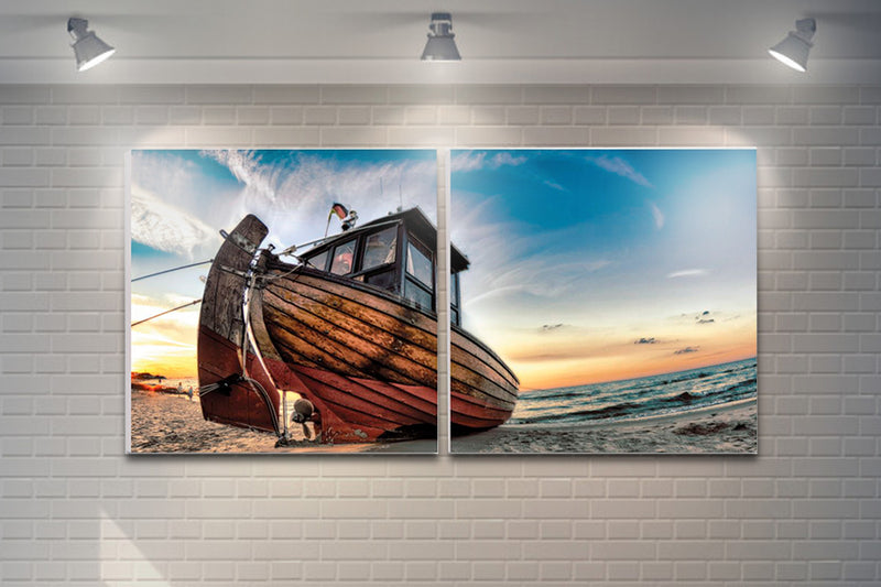 The Boat Wall Art - Wall Beds Plus