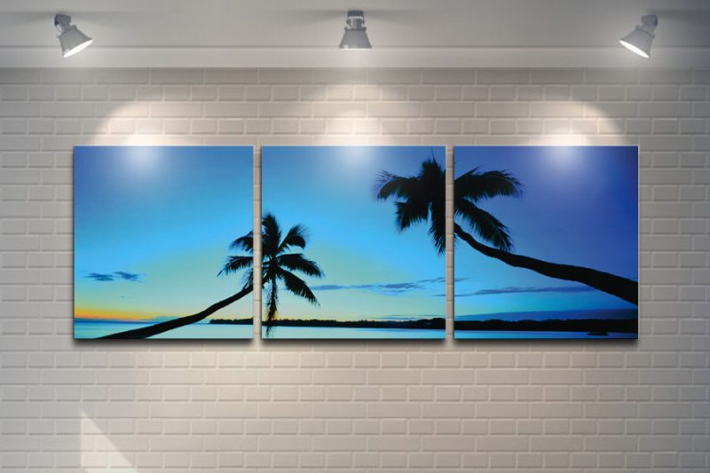 Paradise Wall Art - Wall Beds Plus