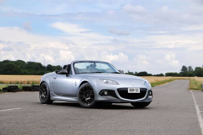 BBR 'Super 200' upgrade unveiled for 2.0-litre MX-5