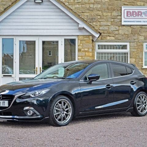 BBR launches 185 bhp two stage tuning package for Mazda 3