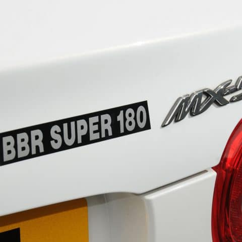 BBR announces 'Super 180' upgrade for Mazda MX-5 2.0i models