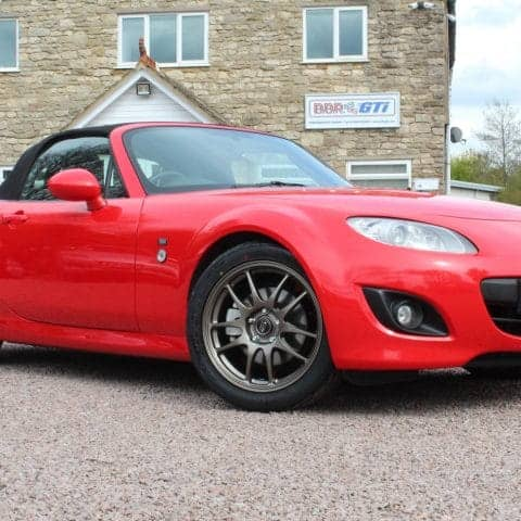 Last blast! BBR launches 'Super 225' package for 2005-2014 Mazda MX-5 NC 2.0i