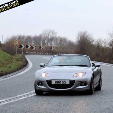 NEW TURBO UPGRADES LAUNCHED FOR MX-5