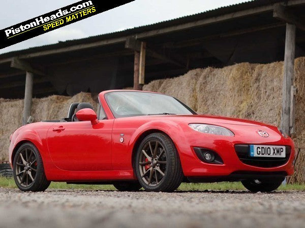 Mazda MX-5 BBR Super 225: Review