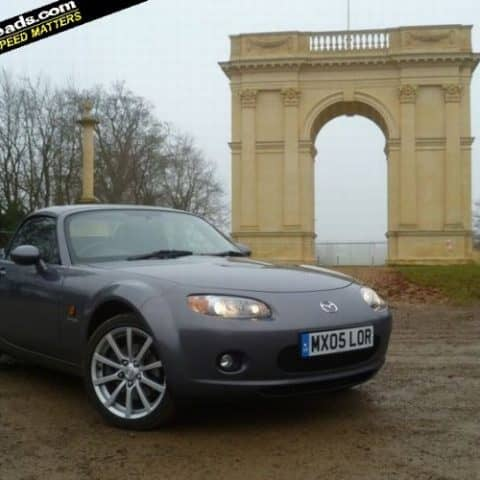 DRIVEN: MAZDA MX-5 BBR COSWORTH