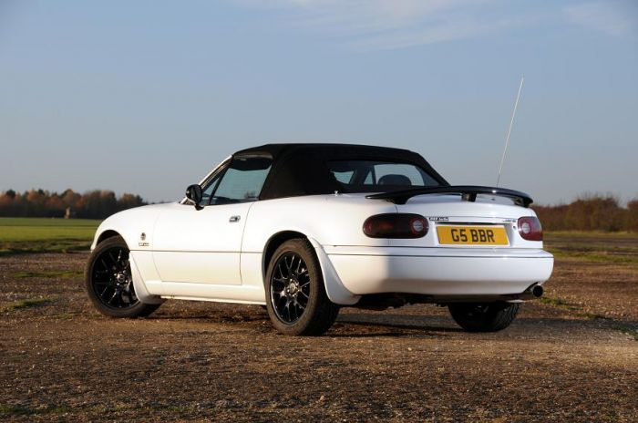 BBR Mazda MX-5 Turbo Anniversary Edition – Press Release