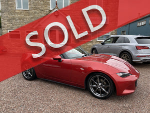 BBR Mazda MX5 ND 2.0 SportNav BBR Super 190