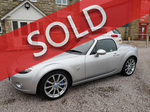 2008 MAZDA MX-5 ROADSTER SPORT - BBR STAGE TWO TURBO - OHLINS