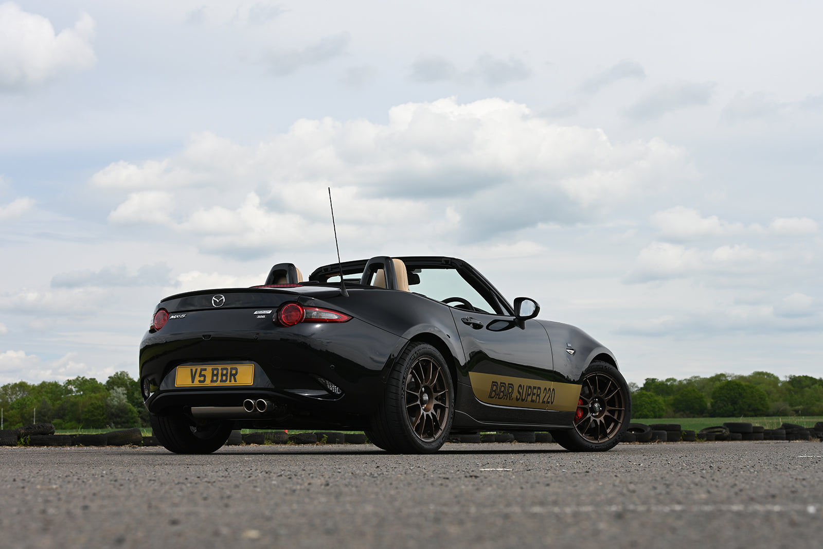 BBR launches Super 200 / Super 220 packages for 2019 184 PS Mazda MX-5 / Miata, with over 220 bhp now available