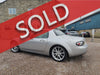 2007 MX-5 ROADSTER POWERSHIFT 2.0 BBR STAGE ONE TURBO - SILVER