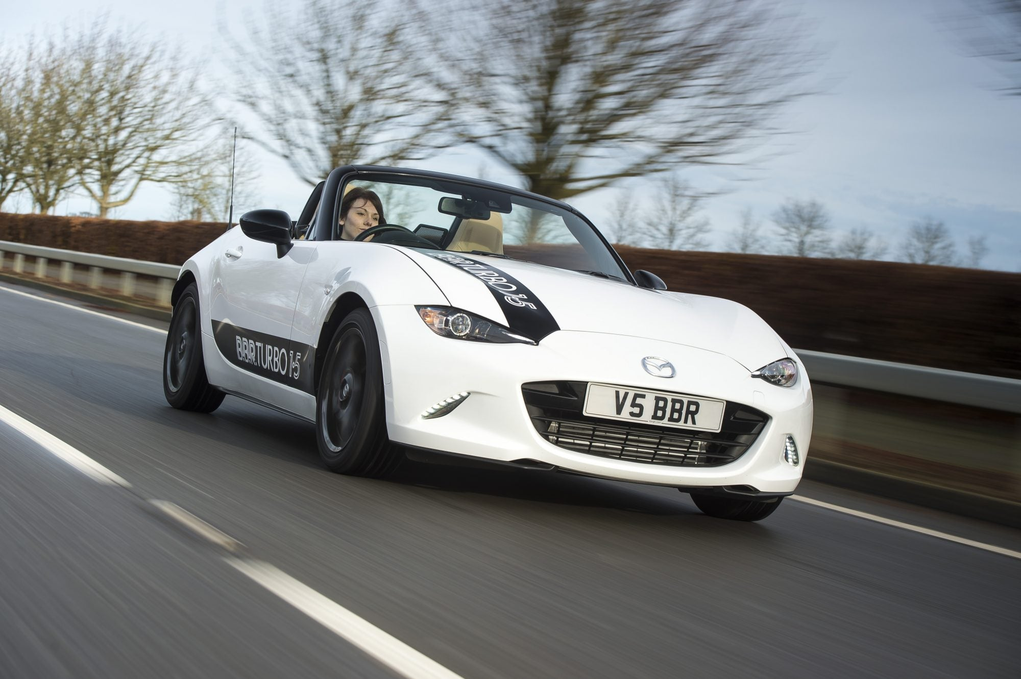 BBR 210 bhp turbocharger upgrade now available for 1.5-litre engine MX-5 ND variants