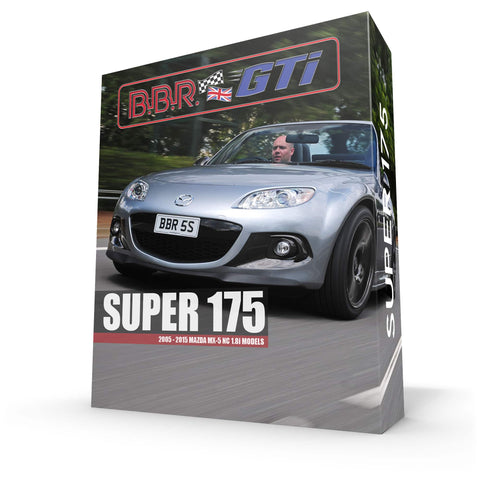 BBR MX-5 NC Super 175 Conversion