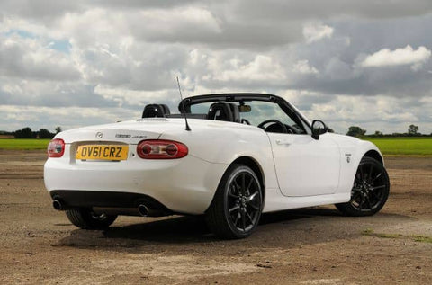 BBR MX-5 NC Super 180 Super 185 Conversion