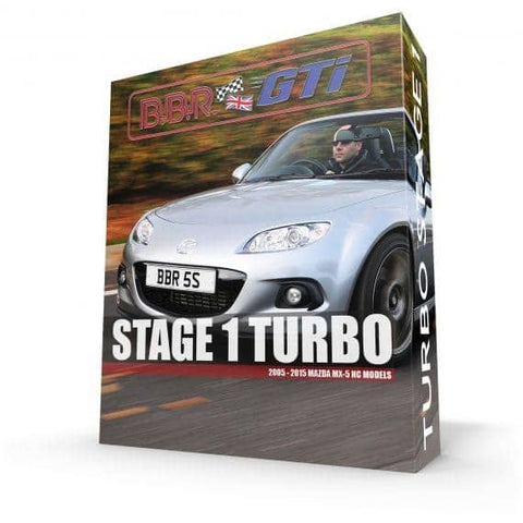 BBR MX-5 NC Stage 1 Turbocharged Conversion