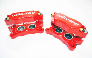 BBR MX-5 ND Wilwood 4 Piston Caliper Upgrade